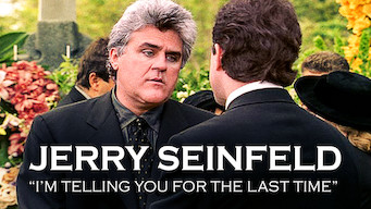 Jerry Seinfeld: I'm Telling You for the Last Time (1998)