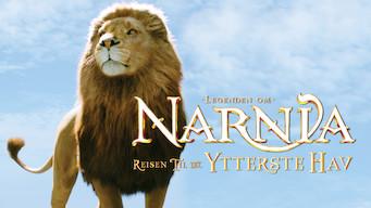 Legenden om Narnia: Reisen Til Det Ytterste Hav (2010)