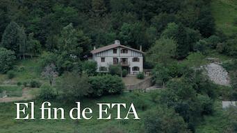 El fin de ETA (2017)