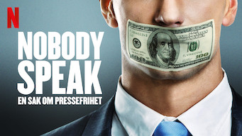 Nobody Speak: En sak om pressefrihet (2017)