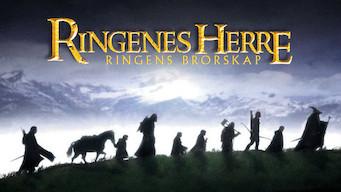 Ringenes herre: Ringens brorskap (2001)