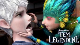 De fem legendene (2012)
