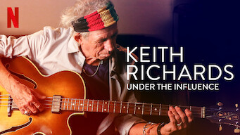 Keith Richards: Under the Influence (2015)