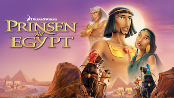 Prinsen av Egypt (1998)