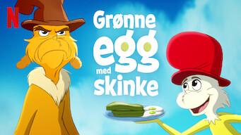 Grønne egg med skinke (2019)