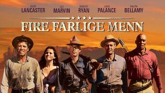 Fire farlige menn (1966)
