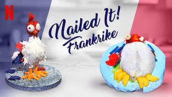 Nailed It! Frankrike (2019)