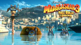 Madagaskar 3 – Full rulle i Europa (2012)