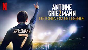 Antoine Griezmann: Historien om en legende (2019)