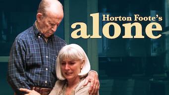 Horton Foote's Alone (1997)