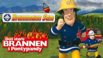 Brannmann Sam - Den store brannen i Pontypandy (2010)