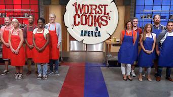 Worst Cooks in America (2017)