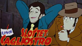 Lupin III – Slottet i Cagliostro (1979)