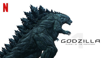 GODZILLA Planet of the Monsters (2017)