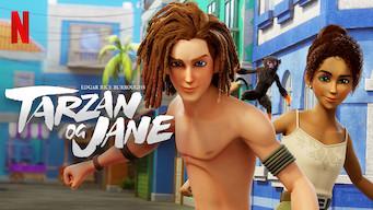 Tarzan og Jane (2018)