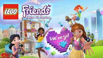 Lego Friends: Jenter på oppdrag (2018)