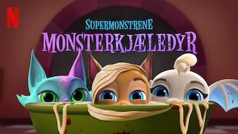 Supermonstrene: Monsterkjæledyr (2019)