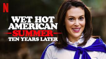 Wet Hot American Summer: Ten Years Later (2017)