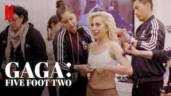 Gaga: Five Foot Two (2017)