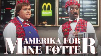Amerika for Mine Føtter (1988)