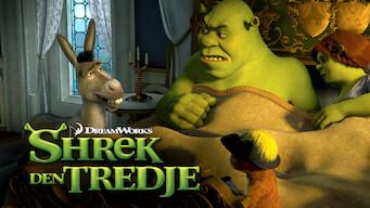Shrek den tredje (2007)