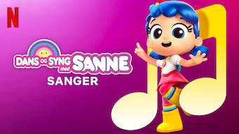 Dans og syng med Sanne (2018)