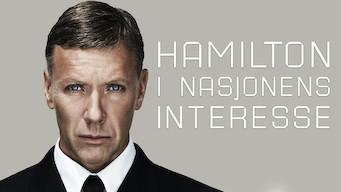 Hamilton - I nasjonens interesse (2012)