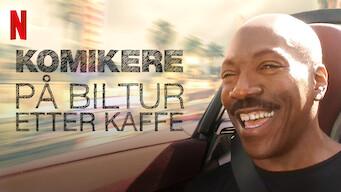 Komikere på biltur etter kaffe (2019)