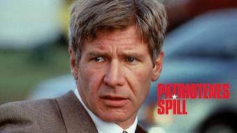 Patriotenes spill (1992)