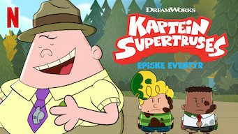 Kaptein Supertruses episke eventyr (2019)
