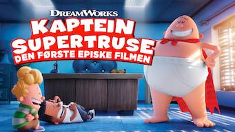 Kaptein Supertruse: Den første episke filmen (2017)
