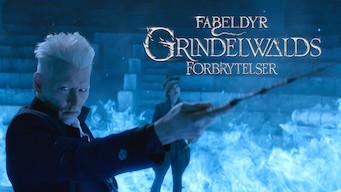 Fabeldyr: Grindelwalds forbrytelser (2018)