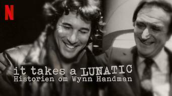 It Takes a Lunatic – Historien om Wynn Handman (2019)
