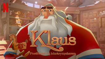 Klaus – Postbudet og leketøymakeren (2019)