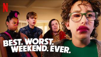 Best.Worst.Weekend.Ever. (2018)