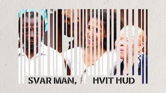 Svar man, hvit hud (2015)