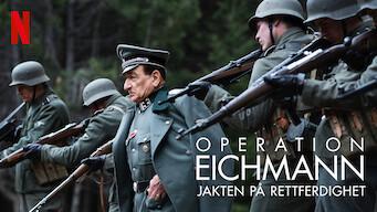 Operation Eichmann – Jakten på rettferdighet (2018)