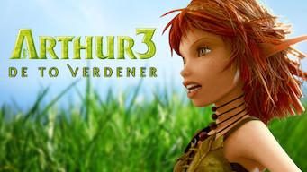 Arthur 3 og de to verdener (2010)