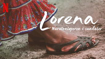 Lorena: Maratonløperen i sandaler (2019)