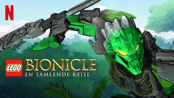 LEGO Bionicle: En samlende reise (2016)