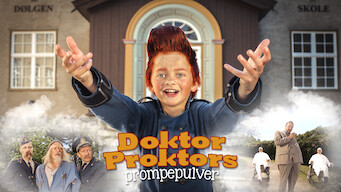 Doktor Proktors prompepulver (2014)