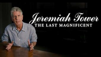 Jeremiah Tower: Den siste storhet (2016)
