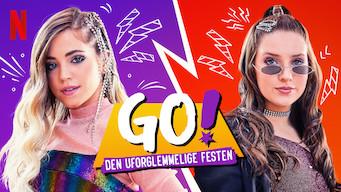 GO! Den uforglemmelige festen (2019)