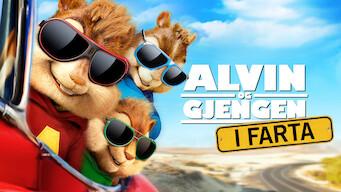Alvin og Gjengen: i Farta (2015)