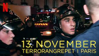 13. november: Terrorangrepet i Paris (2018)