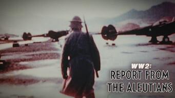 Andre verdenskrig: Rapport fra Aleutene (1943)