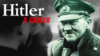 Hitler, en karriere (1977)