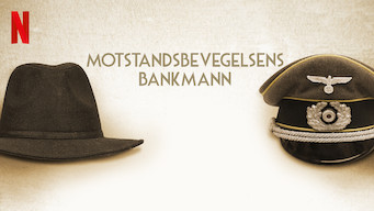 Motstandsbevegelsens bankmann (2018)