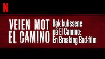 Veien mot El Camino: Bak kulissene på El Camino: En Breaking Bad-film (2019)
