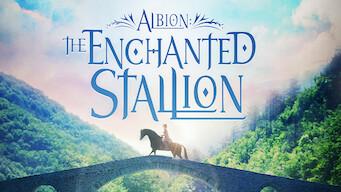 Albion – den fortryllede hingsten (2016)